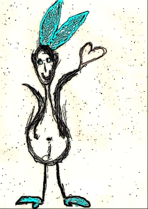 gallo ballerino