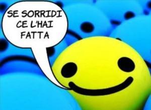 vignetta sorriso