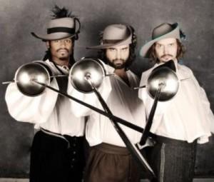 i-tre-moschettieri