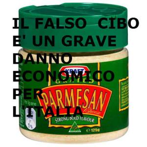 IL FALSO CIBO….PRESENTE IN UN ITALIA ECCELLENZA DEL CIBO NEL MONDO