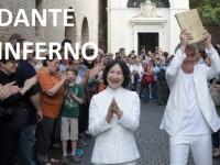 DANTE INFERNO con  Beatrice + un altra guida speciale… Paola Tassinari di Ravenna